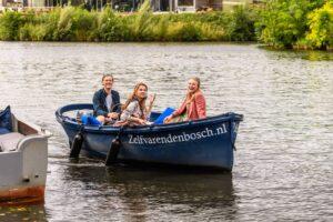 Tarieven goedkoopste bootverhuur Den Bosch