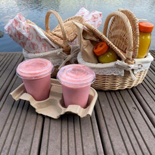Picknick arrangement